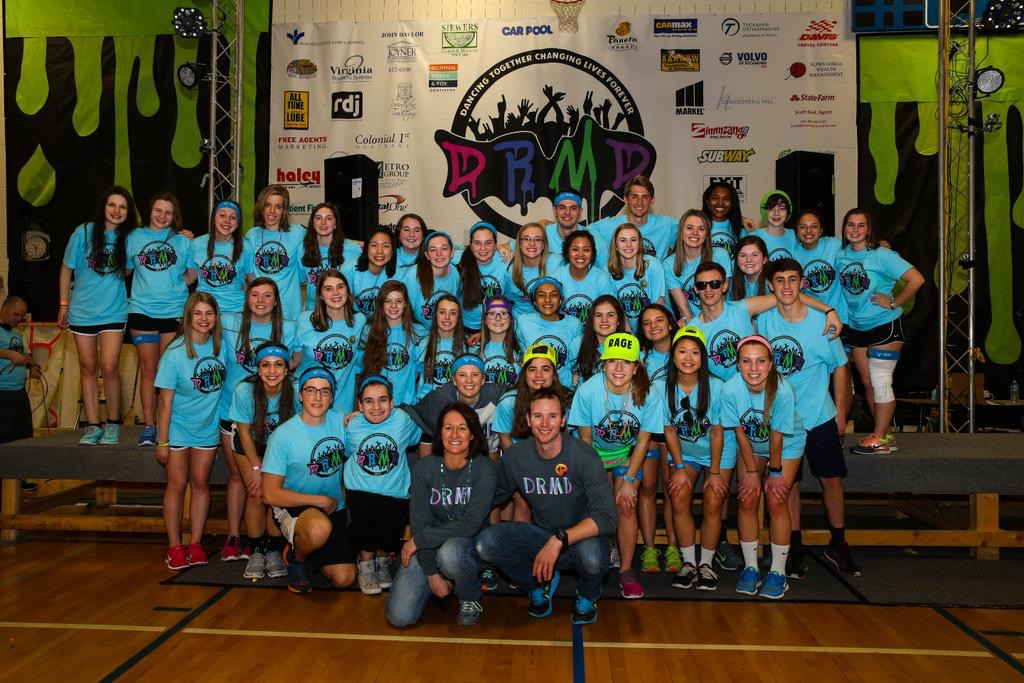 Deep Run High Dance Marathon Team