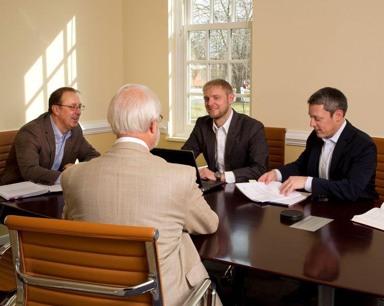 GreeneHurlocker business lawyers and businessman