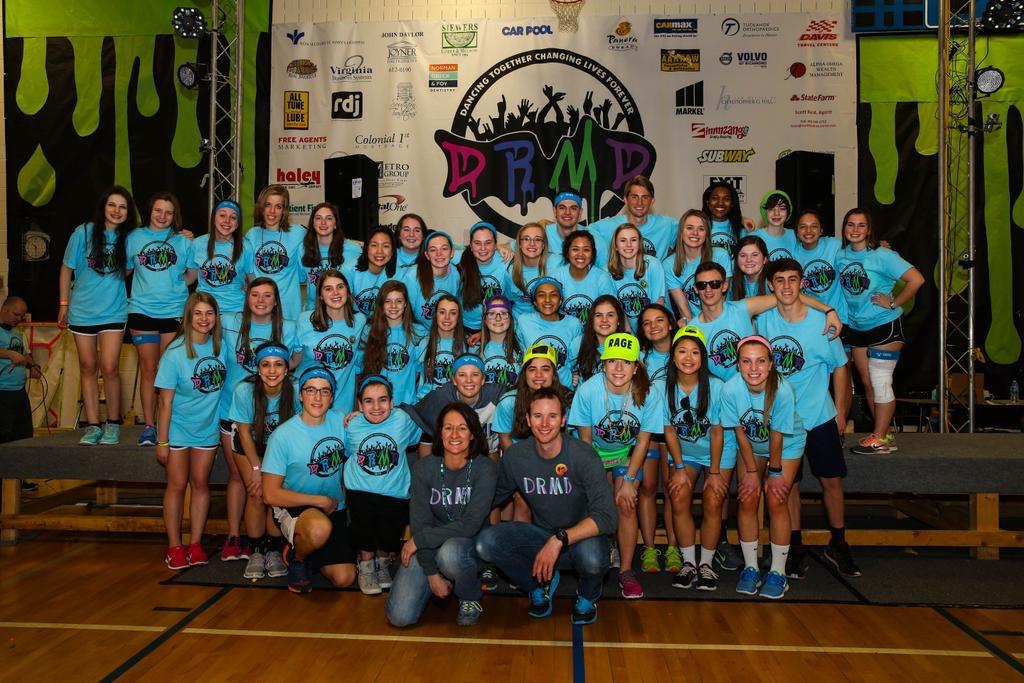 Deep Run High Dance Marathon Team
