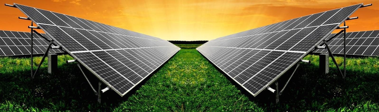 solar-panel-sunset