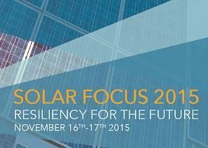 solar focus text