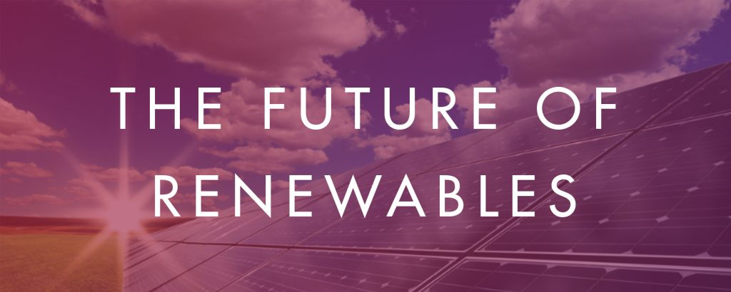 future of renewables meeting